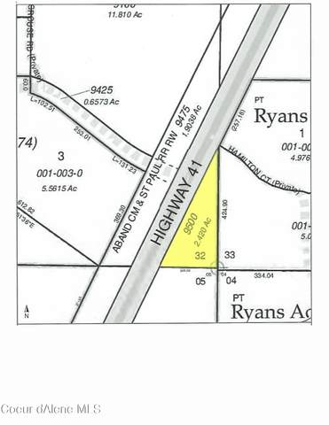 Se-Se Lying E Hwy 41, Rathdrum, ID 83858 (#21-1369) :: Amazing Home Network