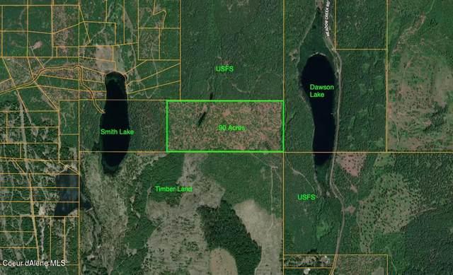 NKA Meadow Creek Rd, Bonners Ferry, ID 83805 (#21-1422) :: ExSell Realty Group