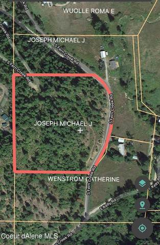 S Fern Creek Rd, Cataldo, ID 83810 (#21-1428) :: Link Properties Group