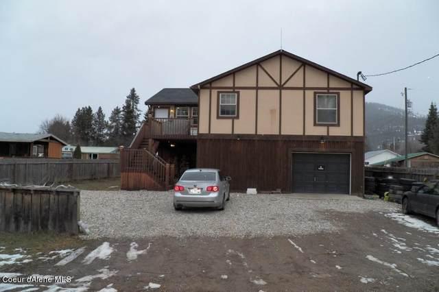 112 W Railroad, Clark Fork, ID 83811 (#21-1481) :: Coeur d'Alene Area Homes For Sale
