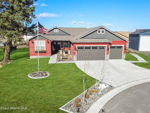 114 W Tenth Ct, Deer Park, WA 99006 (#21-1488) :: Coeur d'Alene Area Homes For Sale