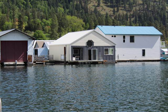 16862 E Boileaus G Dock, Bayview, ID 83803 (#21-1521) :: Embrace Realty Group
