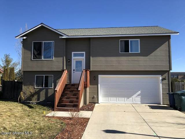 1700 N Stagecoach Dr, Post Falls, ID 83854 (#21-1551) :: ExSell Realty Group