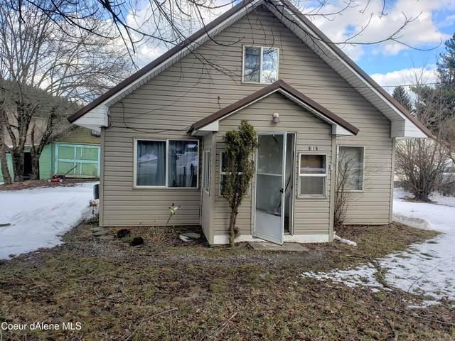 616 Main St, Pinehurst, ID 83850 (#21-1569) :: CDA Home Finder