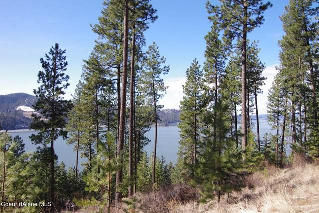 Lot45 Blk3 Promontory Rd, Harrison, ID 83833 (#21-1576) :: Chad Salsbury Group