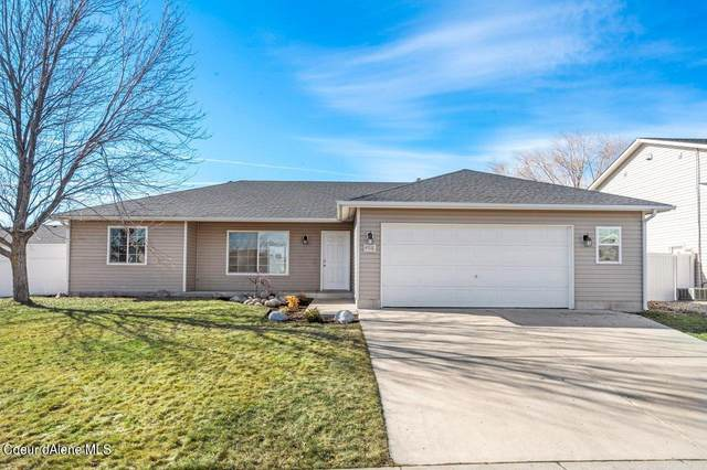 4918 W Candlewood Dr, Post Falls, ID 83854 (#21-1582) :: Flerchinger Realty Group - Keller Williams Realty Coeur d'Alene
