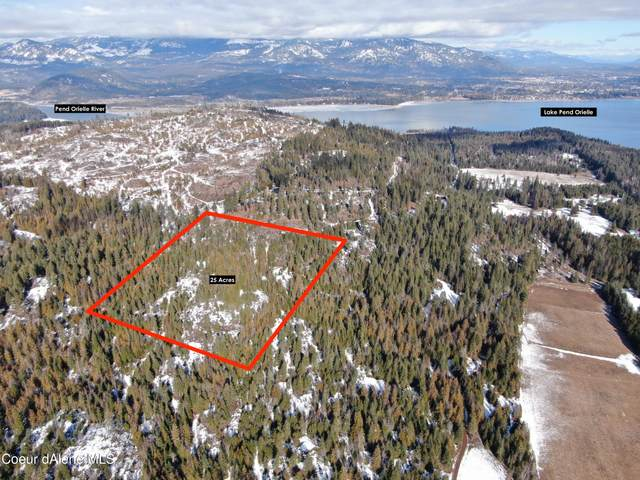 972 Spades Road, Sagle, ID 83860 (#21-1620) :: Link Properties Group