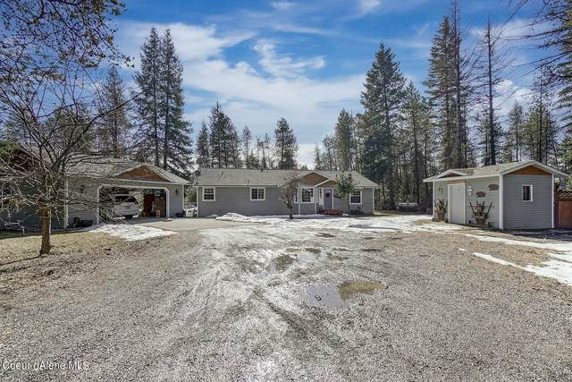 21111 Hwy 41, Spirit Lake, ID 83869 (#21-1644) :: Chad Salsbury Group