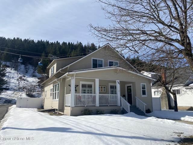 701 Mckinley Avenue, Kellogg, ID 83837 (#21-1659) :: CDA Home Finder