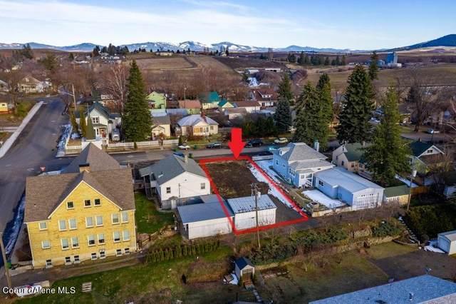 321 S Crosby St, Tekoa, WA 99033 (#21-1701) :: Five Star Real Estate Group