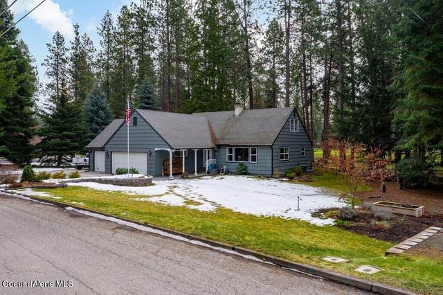 3581 W Fairway Dr, Coeur d'Alene, ID 83815 (#21-1707) :: ExSell Realty Group