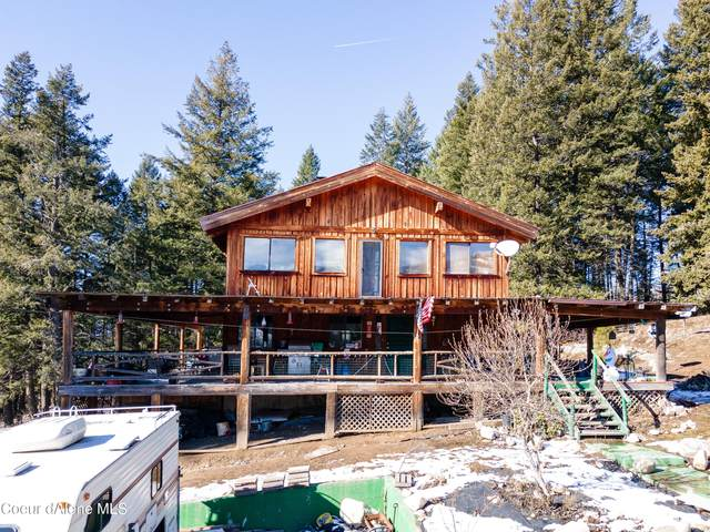 1006 Mirror Lake Rd, Priest River, ID 83856 (#21-1727) :: Chad Salsbury Group
