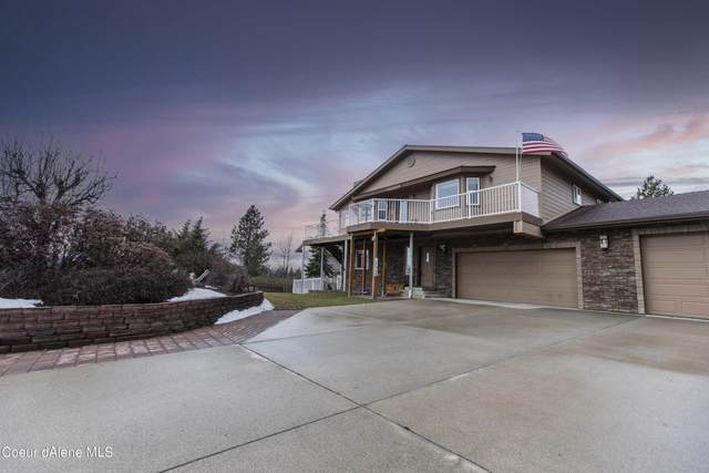 3115 E Fernan Hill Rd, Coeur d'Alene, ID 83814 (#21-1778) :: Prime Real Estate Group