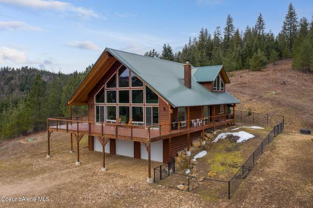 604 S Meyers Hill Rd, Coeur d'Alene, ID 83814 (#21-1864) :: Five Star Real Estate Group