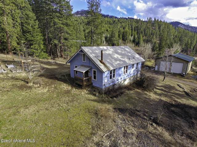 16022 S Winton Rd, Cataldo, ID 83810 (#21-1983) :: Embrace Realty Group
