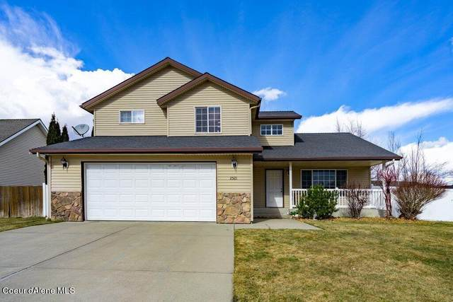 2521 W Blueberry Cir, Hayden, ID 83835 (#21-1992) :: Chad Salsbury Group