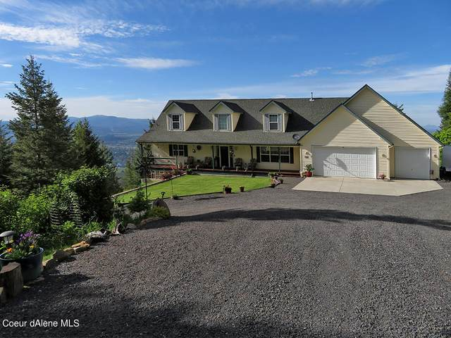 2372 S Palomino Dr, Coeur d'Alene, ID 83814 (#21-1997) :: Five Star Real Estate Group