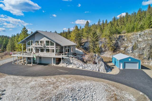 16659 E Waller Rd, Bayview, ID 83803 (#21-2008) :: Coeur d'Alene Area Homes For Sale
