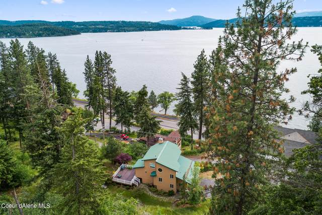 2750 S Silver Beach Rd, Coeur d'Alene, ID 83814 (#21-2030) :: Embrace Realty Group