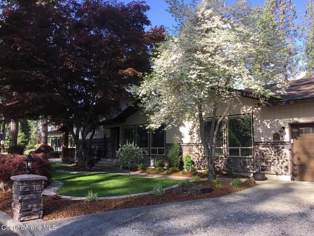 10101 N Pines Rd, Hayden Lake, ID 83835 (#21-2307) :: ExSell Realty Group
