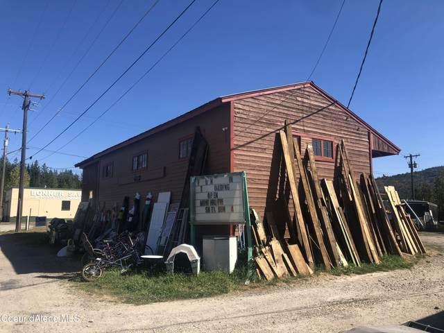 77 S Treat, Priest River, ID 83856 (#21-2353) :: Keller Williams Realty Coeur d' Alene
