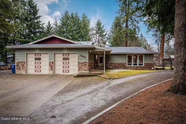1001 E Forest Park Ln, Coeur d'Alene, ID 83814 (#21-2418) :: Northwest Professional Real Estate