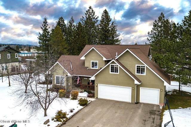 25 Perstarr, Ponderay, ID 83852 (#21-245) :: Keller Williams Realty Coeur d' Alene