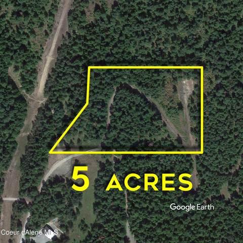 245 Mount Smith Estate, Cocolalla, ID 83813 (#21-2505) :: Keller Williams Realty Coeur d' Alene