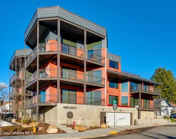 727 E Front Ave #301, Coeur d'Alene, ID 83814 (#21-263) :: CDA Home Finder