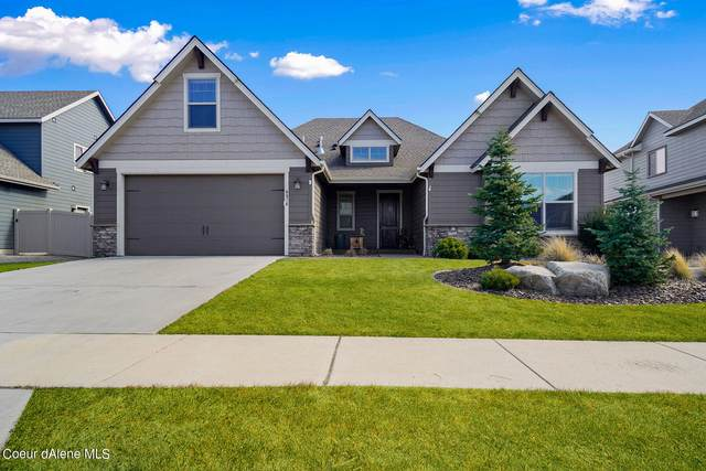 6876 N Rendezvous Dr, Coeur d'Alene, ID 83815 (#21-2634) :: Five Star Real Estate Group