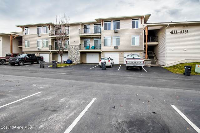 22855 E Country Vista Dr #418, Liberty Lake, WA 99019 (#21-264) :: Link Properties Group