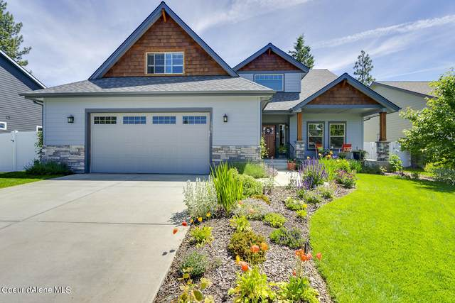 1506 W Kirking Way, Coeur d'Alene, ID 83815 (#21-2670) :: Embrace Realty Group
