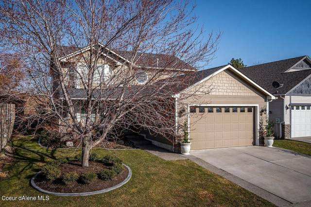 3676 N Brookie Dr, Post Falls, ID 83854 (#21-2673) :: Keller Williams Realty Coeur d' Alene