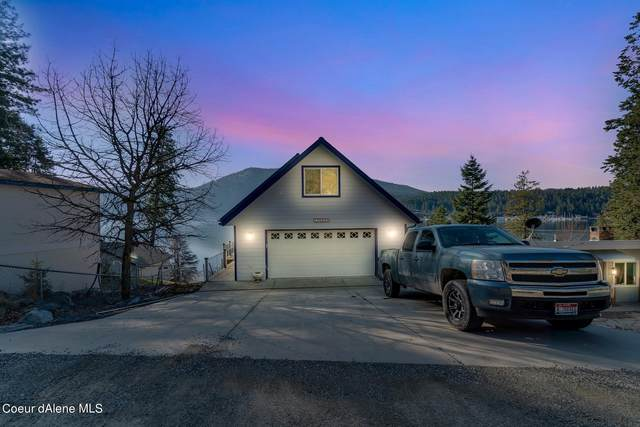 17690 E North Shore Ln, Bayview, ID 83803 (#21-2683) :: Coeur d'Alene Area Homes For Sale