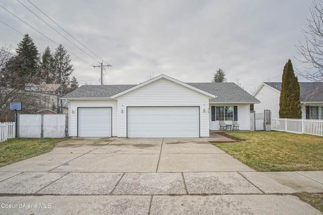 319 N Henry St, Post Falls, ID 83854 (#21-272) :: CDA Home Finder