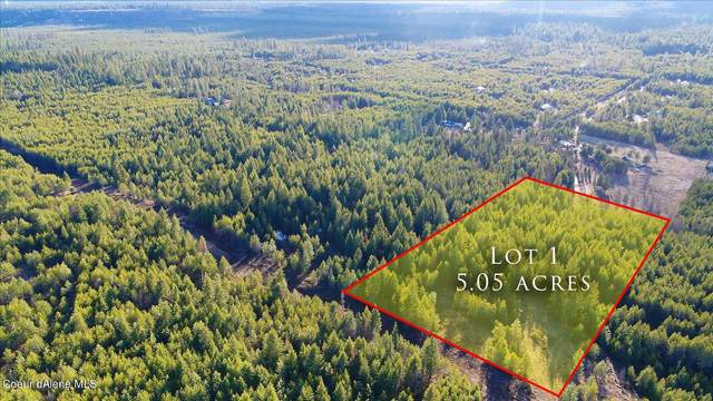 Lot 1 Sawbuck Rd, Spirit Lake, ID 83869 (#21-2738) :: Team Brown Realty