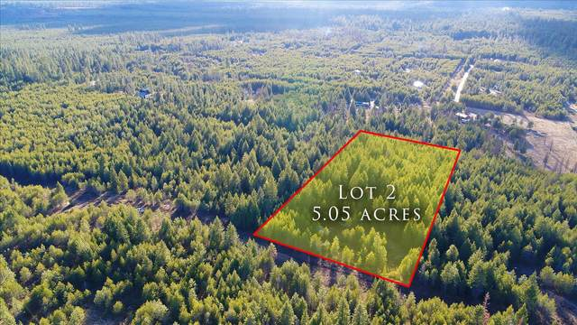 Lot 2 Sawbuck Rd, Spirit Lake, ID 83869 (#21-2739) :: Embrace Realty Group