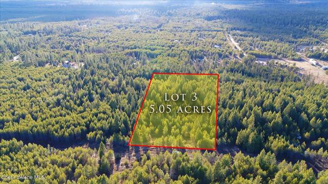 Lot 3 Sawbuck Rd, Spirit Lake, ID 83869 (#21-2740) :: Embrace Realty Group