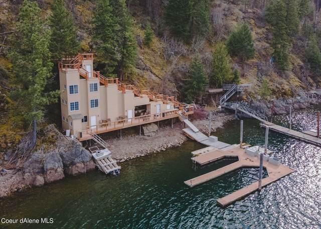 125282 Coeur D'alene Lake, Coeur d'Alene, ID 83814 (#21-2756) :: Link Properties Group