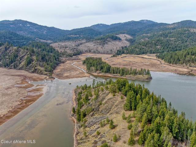 NNA Killarney Lake 80 Acre, Cataldo, ID 83810 (#21-2760) :: Keller Williams Realty Coeur d' Alene