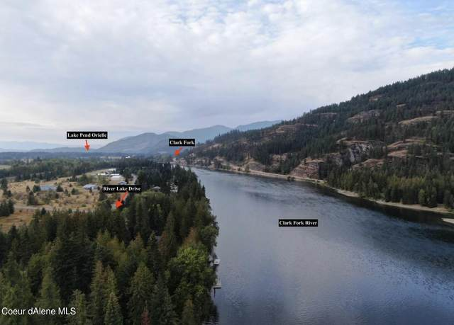 393 River Lake Dr, Clark Fork, ID 83811 (#21-2772) :: ExSell Realty Group