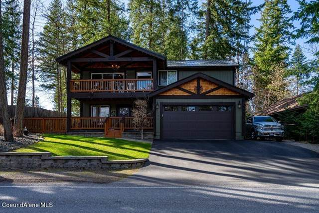10675 N Lakeview Dr, Hayden Lake, ID 83835 (#21-2822) :: Coeur d'Alene Area Homes For Sale