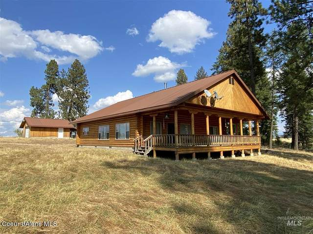 13940 State Hwy 11, Weippe, ID 83553 (#21-2835) :: Flerchinger Realty Group - Keller Williams Realty Coeur d'Alene