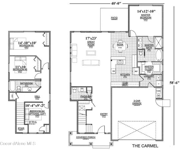 10653 N Crimson Dr, Hayden, ID 83835 (#21-290) :: Heart and Homes Northwest