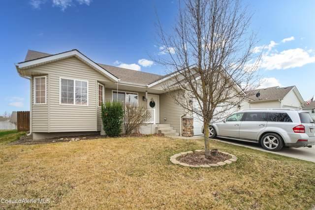 3714 W Manning Loop, Coeur d'Alene, ID 83814 (#21-2924) :: Coeur d'Alene Area Homes For Sale