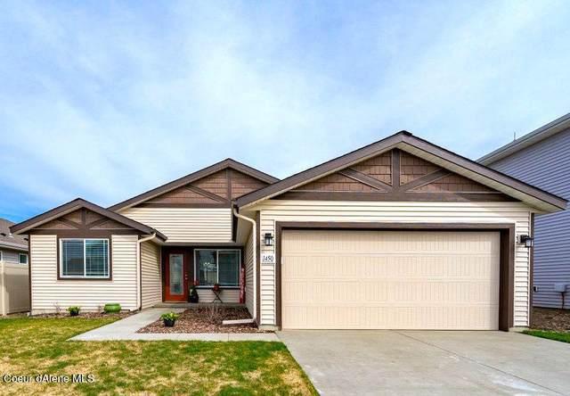 1450 N Skykomish Dr, Post Falls, ID 83854 (#21-2929) :: Coeur d'Alene Area Homes For Sale