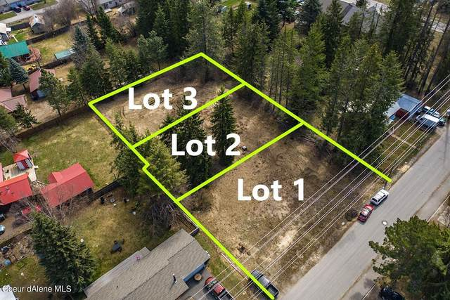 Lot 1, 2 & 3 N Lincoln Ave, Sandpoint, ID 83864 (#21-2971) :: Coeur d'Alene Area Homes For Sale