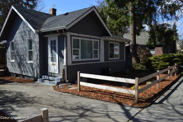 314 E Roosevelt Ave, Coeur d'Alene, ID 83814 (#21-2977) :: Coeur d'Alene Area Homes For Sale