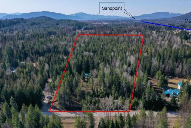 NKA Selle Road, Sandpoint, ID 83864 (#21-2981) :: Coeur d'Alene Area Homes For Sale