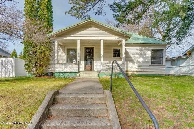805 N B St, Coeur d'Alene, ID 83814 (#21-3001) :: Coeur d'Alene Area Homes For Sale